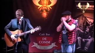 The Damned And Dirty The Meanest Woman Live In Bluesmoose Cafe