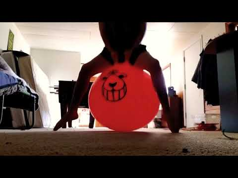 Farting on a space hopper!! (Best one yet) from YouTube · Duration:  31 seconds