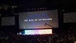 Star Wars: Episode IX - The Rise of Skywalker Trailer | Fan Reaction from Celebration 2019