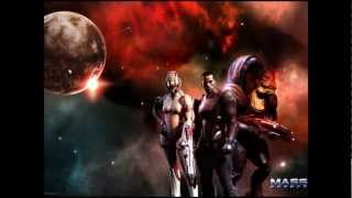 M4 Part 2 by Faunts / Mass Effect Credit Song with Lyrics
