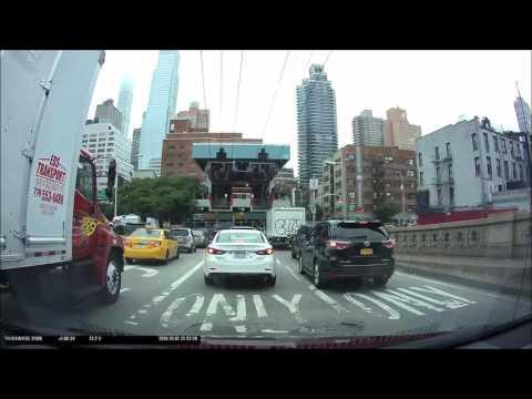 Long Island City to Midtown, New York City