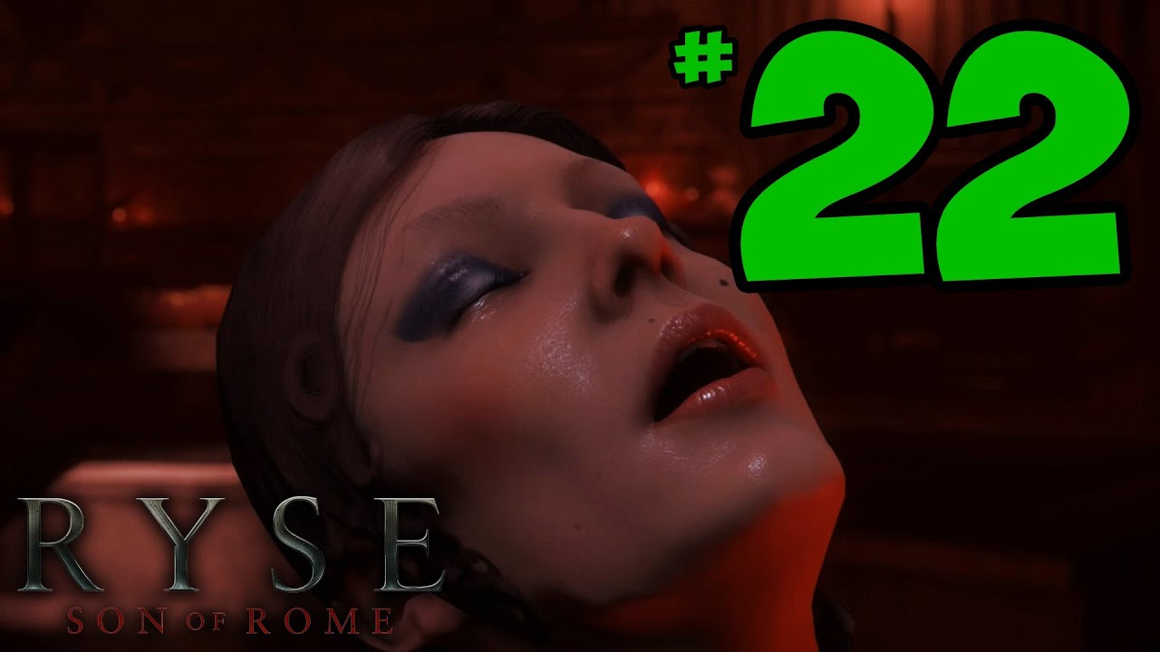 Ryse son of rome sex scene