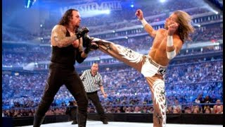 10 WWE Matches That Almost Got 5 Stars