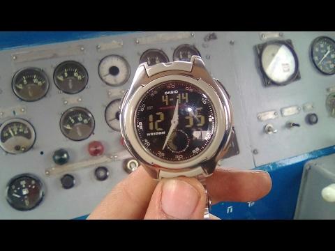 Часы Кассио CASIO AQ-160