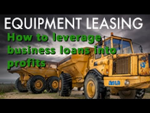 Equipment Leasing Explained By Phil Dushey, CEO And Founder Of Global Financial Training Program