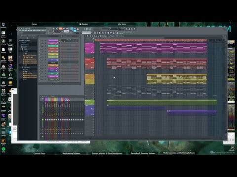 Laughing Man Productions² Live Stream: Forget Me Not: My Organic Garden First/Monaco Impressions
