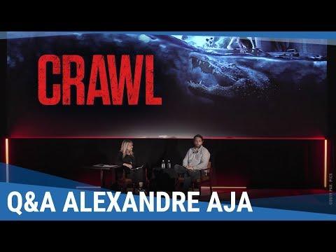 CRAWL- Rencontre Avec Alexandre Aja [Actuellement Au Cinéma]