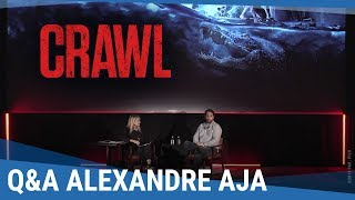 Rencontre avec Alexandre Aja VF