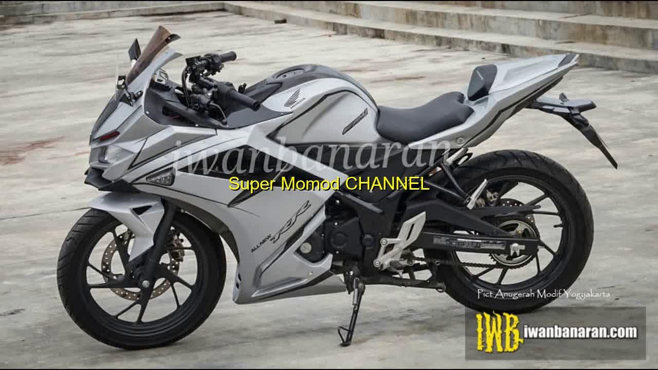 Modifikasi Da Cb150r Modif Ninja 250 Fi Keren Youtube New Vario 110 Esp Cbs Iss Grande White Yogyakarta Premium