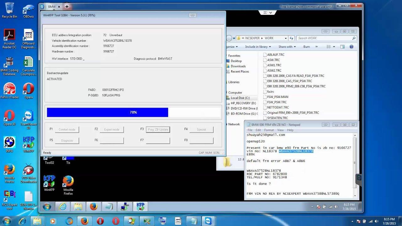 Setting Up Bmw Coding Tool