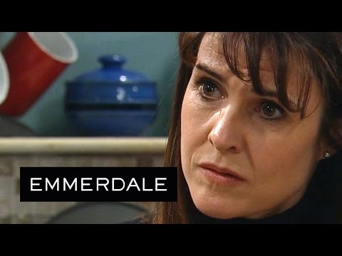Emmerdale - James Tells Emma That Pete Knows What She Did To Ross