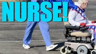 Nut Job Nurse Or Hero Nurse