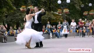 Видео Новости-N: День города в Каштановом сквере - 226 лет Николаеву