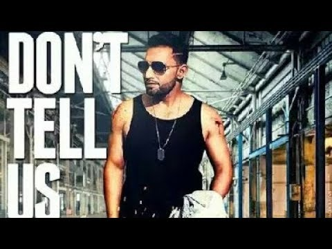 Don't Tell Us (official Video) - Harf Cheema || Western Penduz || Mr. Ak Creation