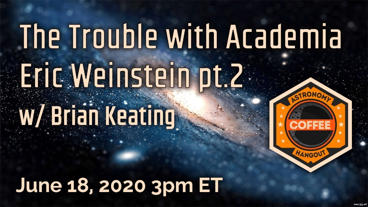 The Trouble with Academia w/ Brian Keating