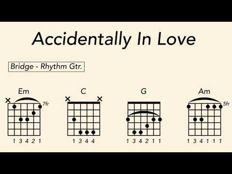 how to play love on guitar
