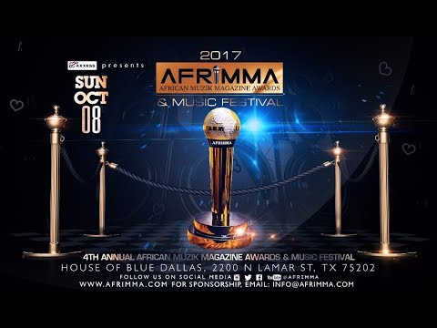 Africa yaongozwa na Diamond Platnumz Kwenye Tuzo za AFRIMMA2017 thumbnail