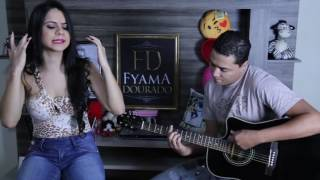 Folgado - Marília Mendonça - Cover Fyama Dourado