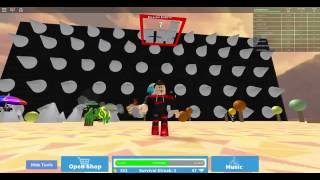 Roblox | Survive the Giant Pacman!!! | THEIR ARE ALIENS!!!!