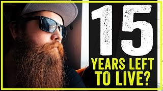 Living with heart disease - Dilated cardiomyopathy - 15 years left to live?
