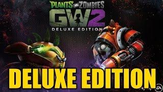Plants vs Zombies Garden Warfare 2 - Deluxe Edition Features