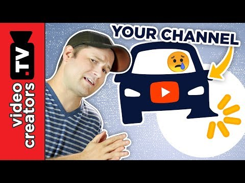 Common Problems that keep you Under 1,000 Subscribers