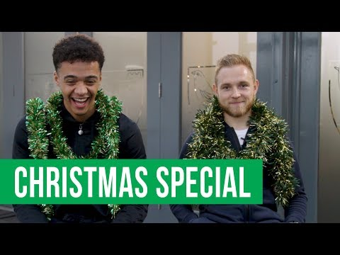 CHRISTMAS SPECIAL: Jamal v Pritch