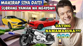 GAANO KA YAMAN SI JERICHO ROSALES? Biography, Career, Networth, House, Cars (Jericho Lifestyle)