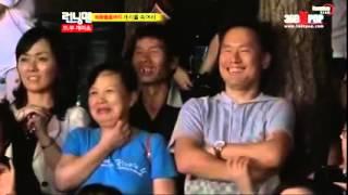 150703 running man race start in hong kong - yoo jae seok ,haha, kim jong kook