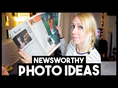Stock photos that SELL: How to find newsworthy editorial images that make money