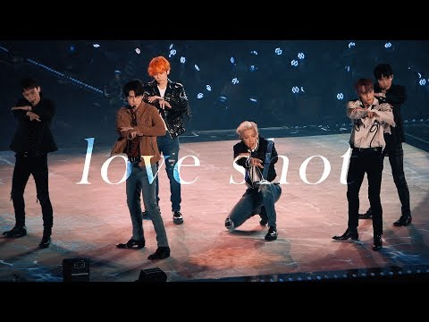 190719 엑소(EXO) - 'Love Shot' @EXplOration in Seoul