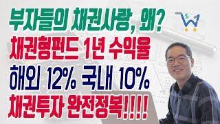 년 수익율 12%!!! 채권투자 완전정복