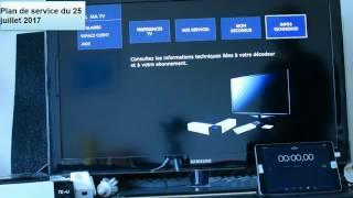 CanalSat: la date de mise à jour du cache ne change pas (plan de service 25 juillet)