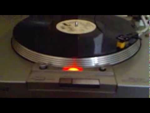 Test amplifier Revac TA-6011 + Turntable Sony PS-T20 automatic