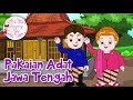 Pakaian Adat JAWA TENGAH | Budaya Indonesia | Dongeng Kita