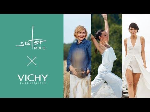 *Anzeige | sisterMAG & VICHY – »Starke Frauen« Kampagne