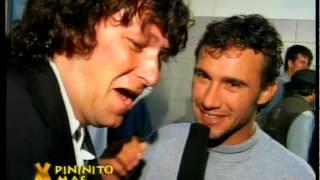 Adrian Korol en Boca vs Lanus, segunda parte - Videomatch 1997
