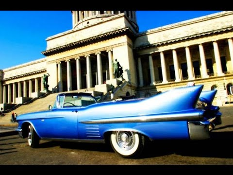The Vintage Classic Cars of Cuba