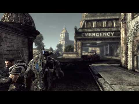 Gears of War 2 X1 Campaign Acts 1 and 2