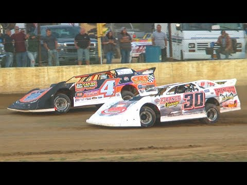 Super Late Model Heat One at Stateline Speedway (Busti, NY) on Saturday, August 31st, 2019! Stateline Speedway: http://newstatelinespeedway.com. - dirt track racing video image