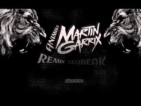 Martin Garrix - Animals (Clubeak 'Trap'...