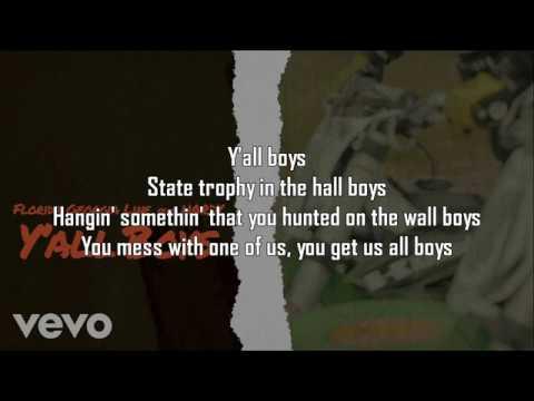 Florida Georgia Line - Y'all Boys (Lyrics)