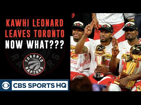 How Toronto can RELOAD after Kawhi chooses CLIPPERS | 2019 NBA Free Agency | CBS Sports HQ