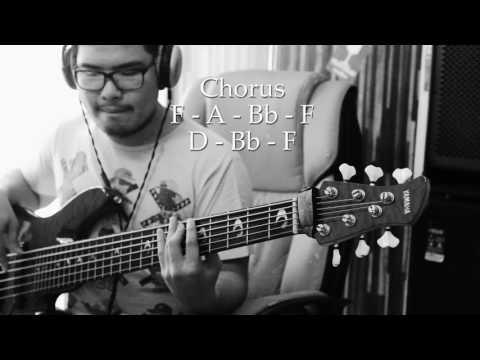 Ada kuasa - Symphony Worship ( bass cover vicky arif setiawan )