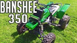 2016 Yamaha Banshee 350