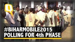 Bihar Elections Phase 4: Polling Underway for 55 Assembly Seats