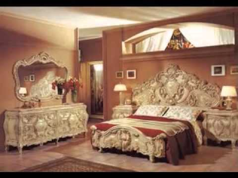 Victorian bedroom furniture ideas - YouTube