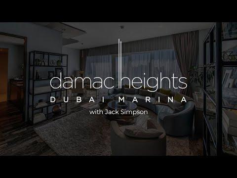 PROPERTY TOURS: DAMAC HEIGHTS DUBAI MARINA