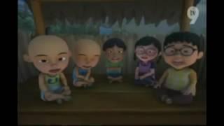Lagu Anak --  Tik Tik Bunyi Hujan (Upin Ipin)