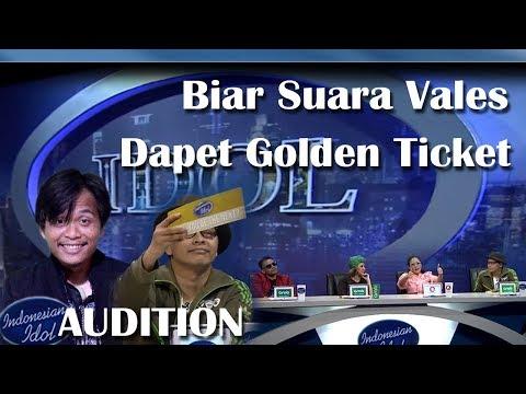 Wow! Pria Membuat Para Juri Terpakau! - AUDITION 1 - Indonesia Idol